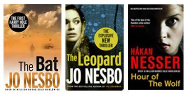 Scandinavian crime novels