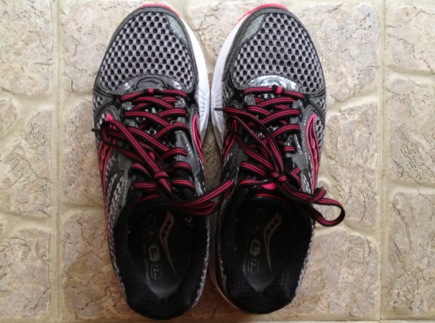 My sports shoes