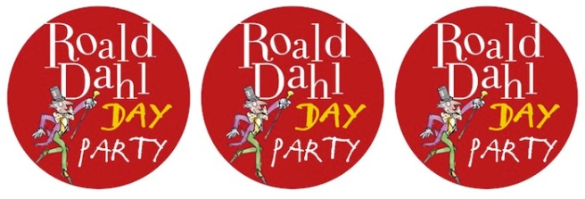 Roald Dahl day party