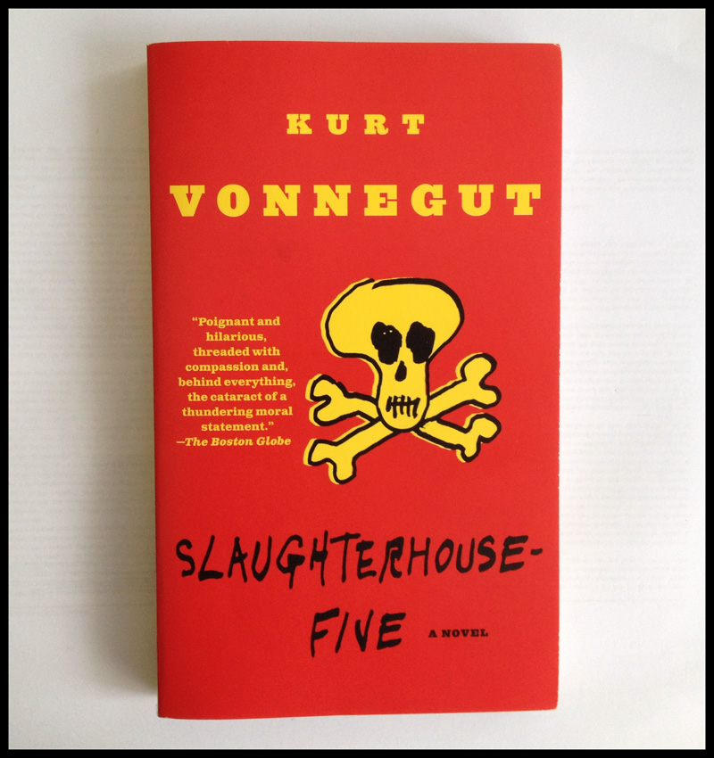 "slaughterhouse five anti war essay Home essays ""slaughterhouse five"" whether the reader views vonnegut's ""slaughterhouse five"" as an anti-war novel, science fiction, or a study of human experience, one thing cannot be denied if the reader takes a close look at the inner meaning of the work- it is a complex, ever changing work that gives unique insight."
