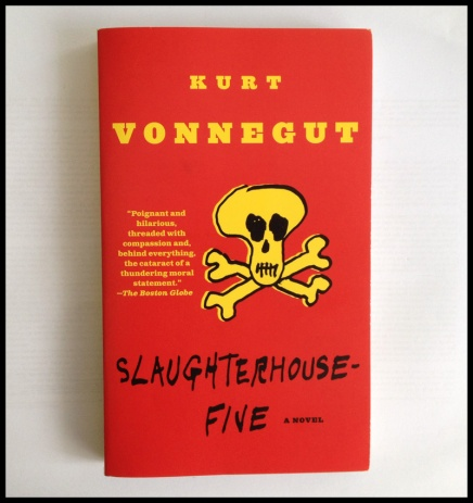 Slaughterhouse-five - my copy